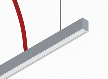 Alu-Swiss suspend led profile