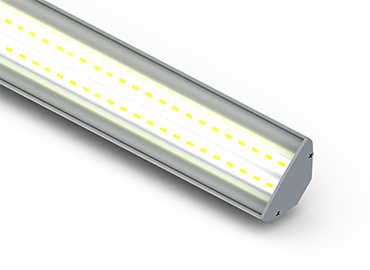 ALU45-WIDE led profile