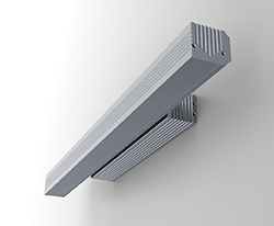 Wall led profile
