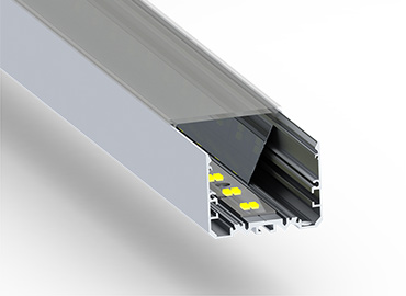 PL55 led profile