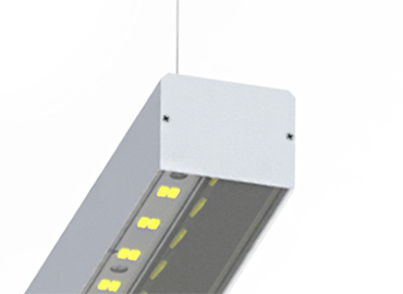 PL55 FL suspend led profile