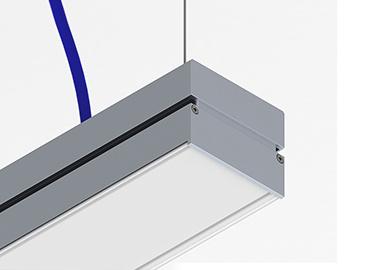 PL55 suspend led profile