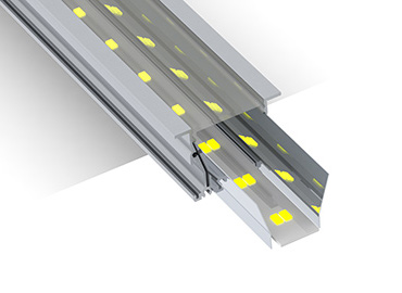 RPL35-fl trimless led profile