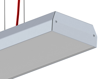Smooth PLW116 led profile