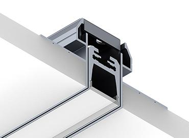 Alu Swiss 20 trimless led profile