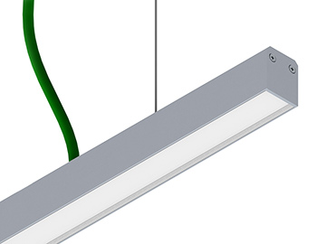 Alu Swiss 20 led profile