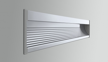 Alu Wall led profile